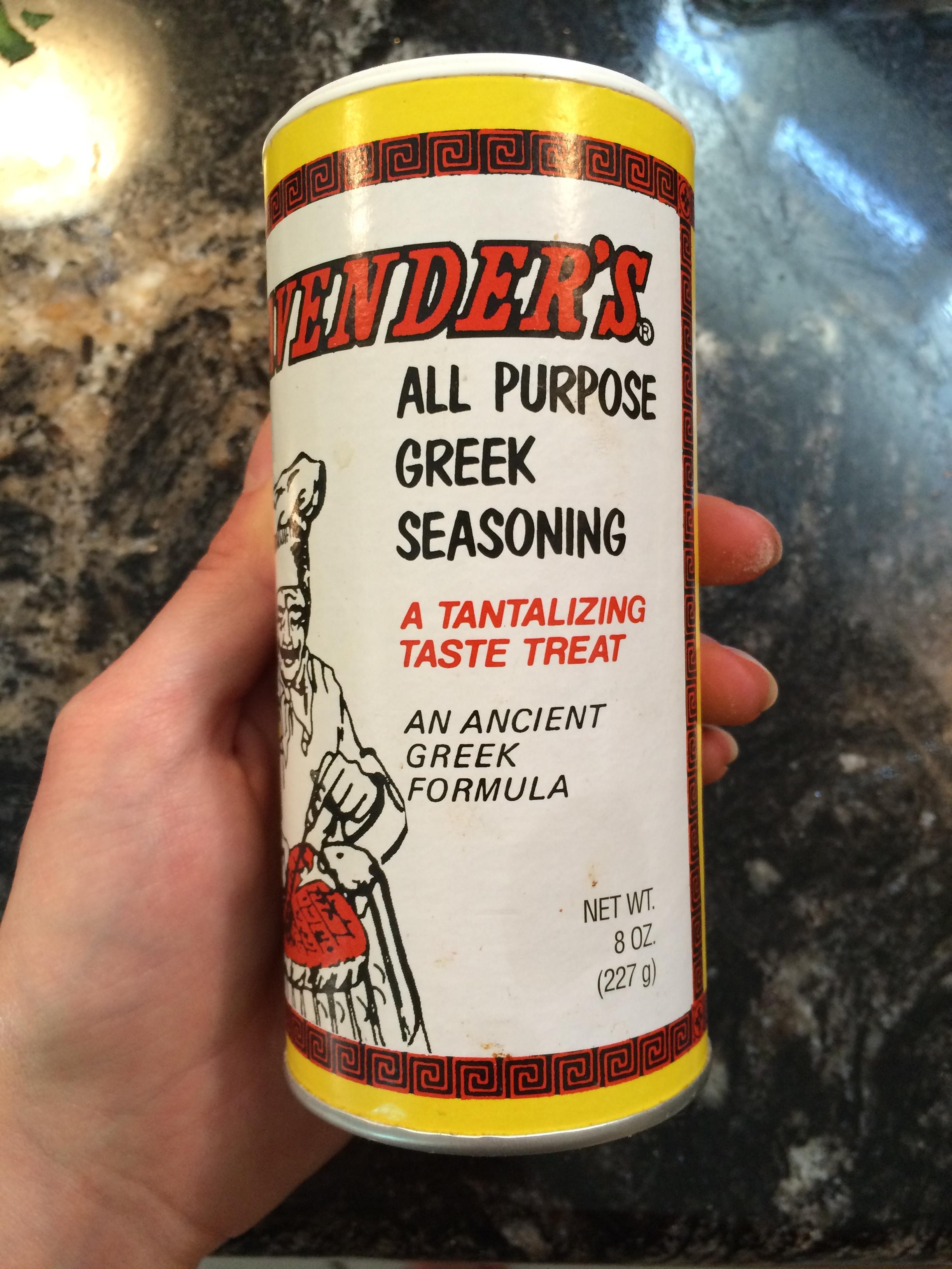 Tzatziki Sauce Publix  Cavender'S Greek Seasoning Recipe – Dandk Organizer