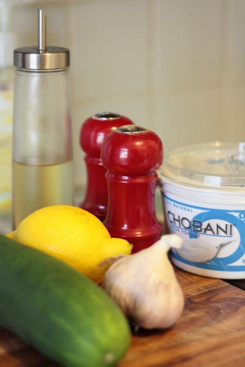 Tzatziki Sauce Publix  Ve arian Gyros healthy food