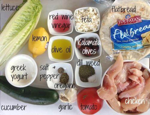 Tzatziki Sauce Publix  Chicken Gyros Publix Super Meal