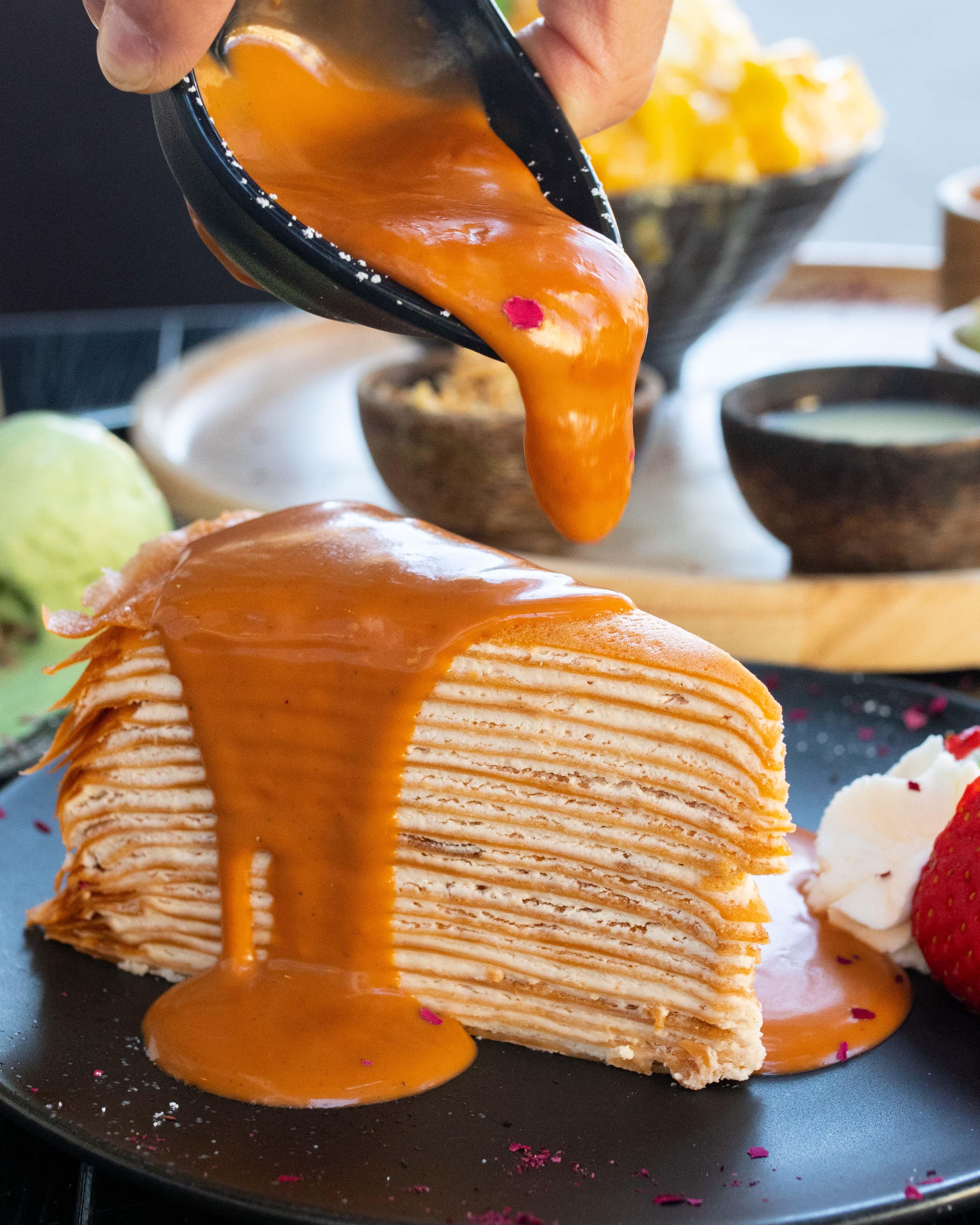 U Dessert Story  U Dessert Story Bomb Asian Influenced Desserts