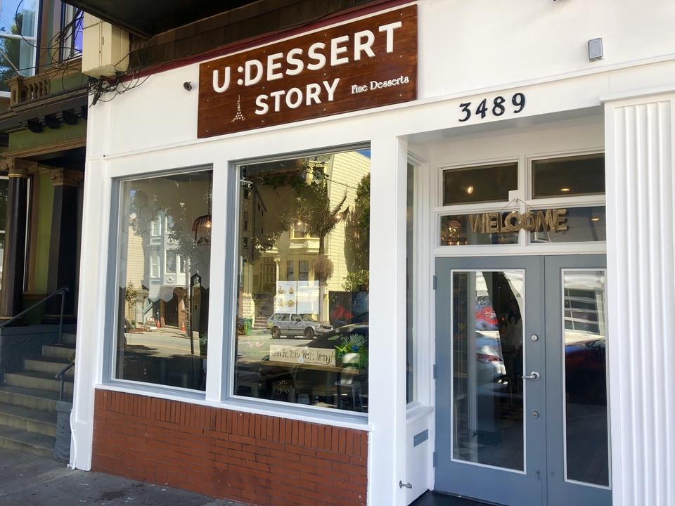 U Dessert Story  Castro s U Dessert Story opens today