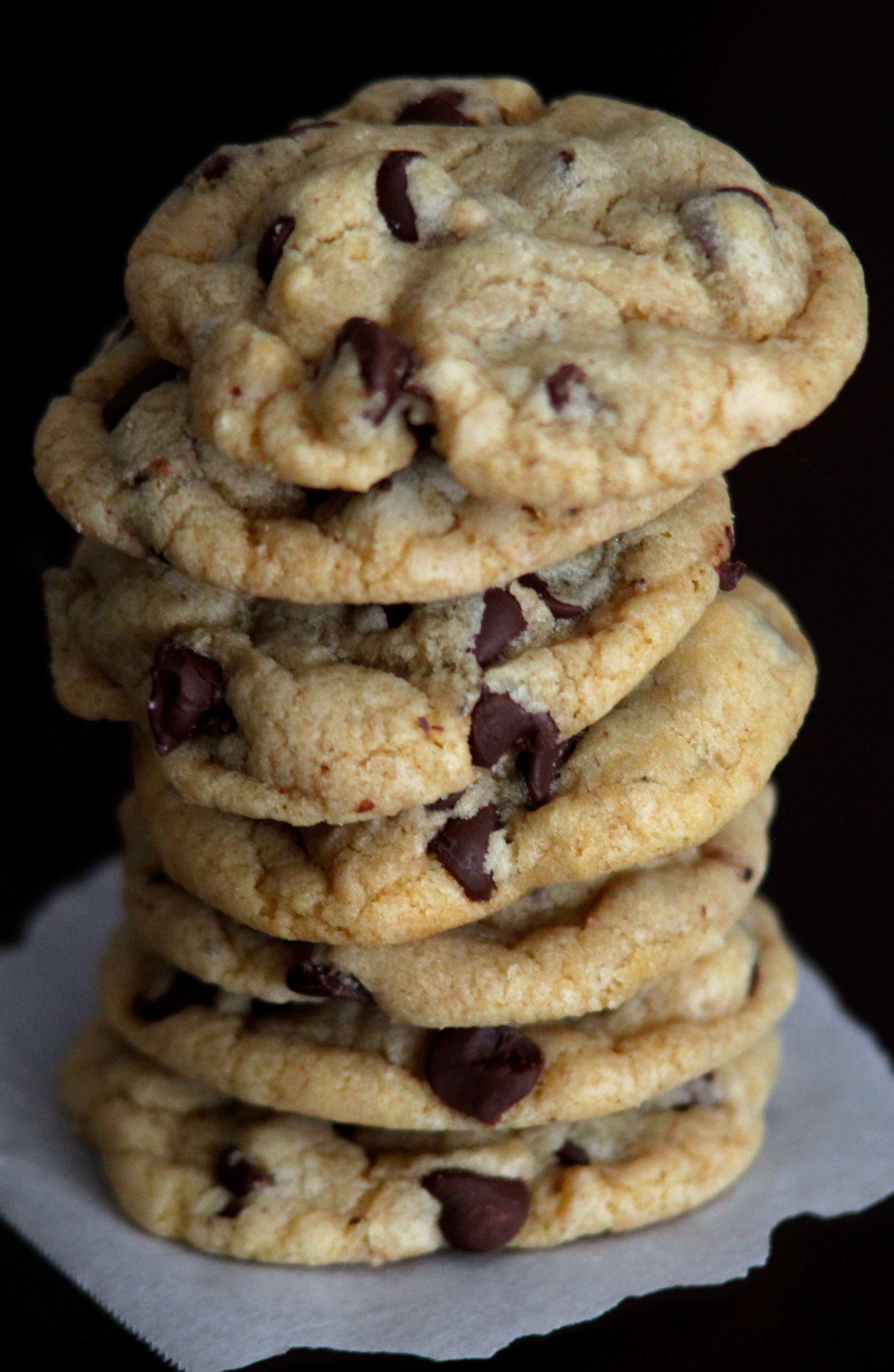 Ultimate Chocolate Chip Cookies  The Ultimate Soft Chocolate Chip Cookies Healthy Liv