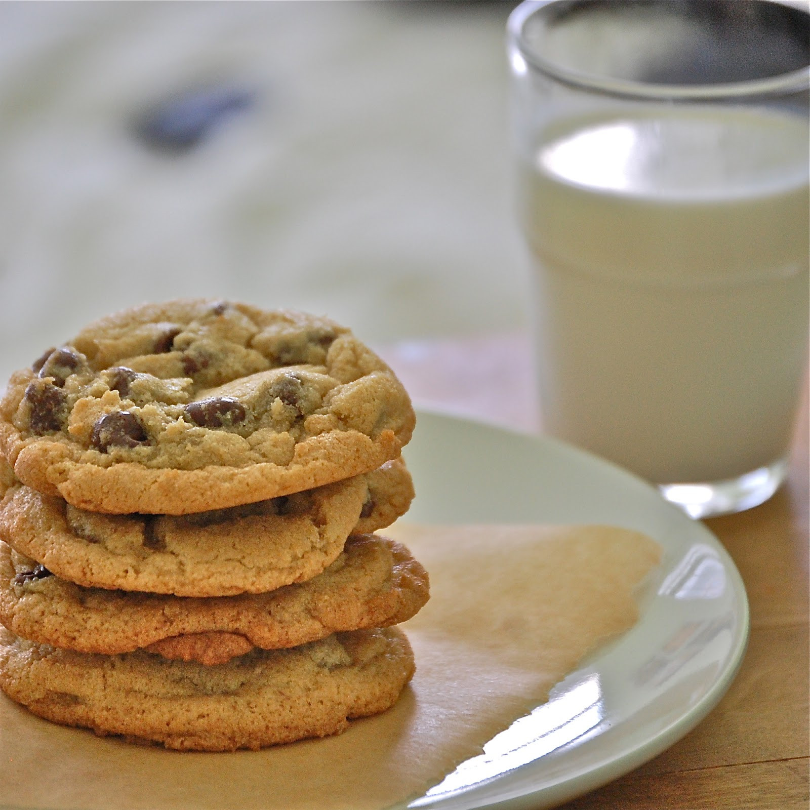 Ultimate Chocolate Chip Cookies  Quest for Delish Ultimate Chocolate Chip Cookies