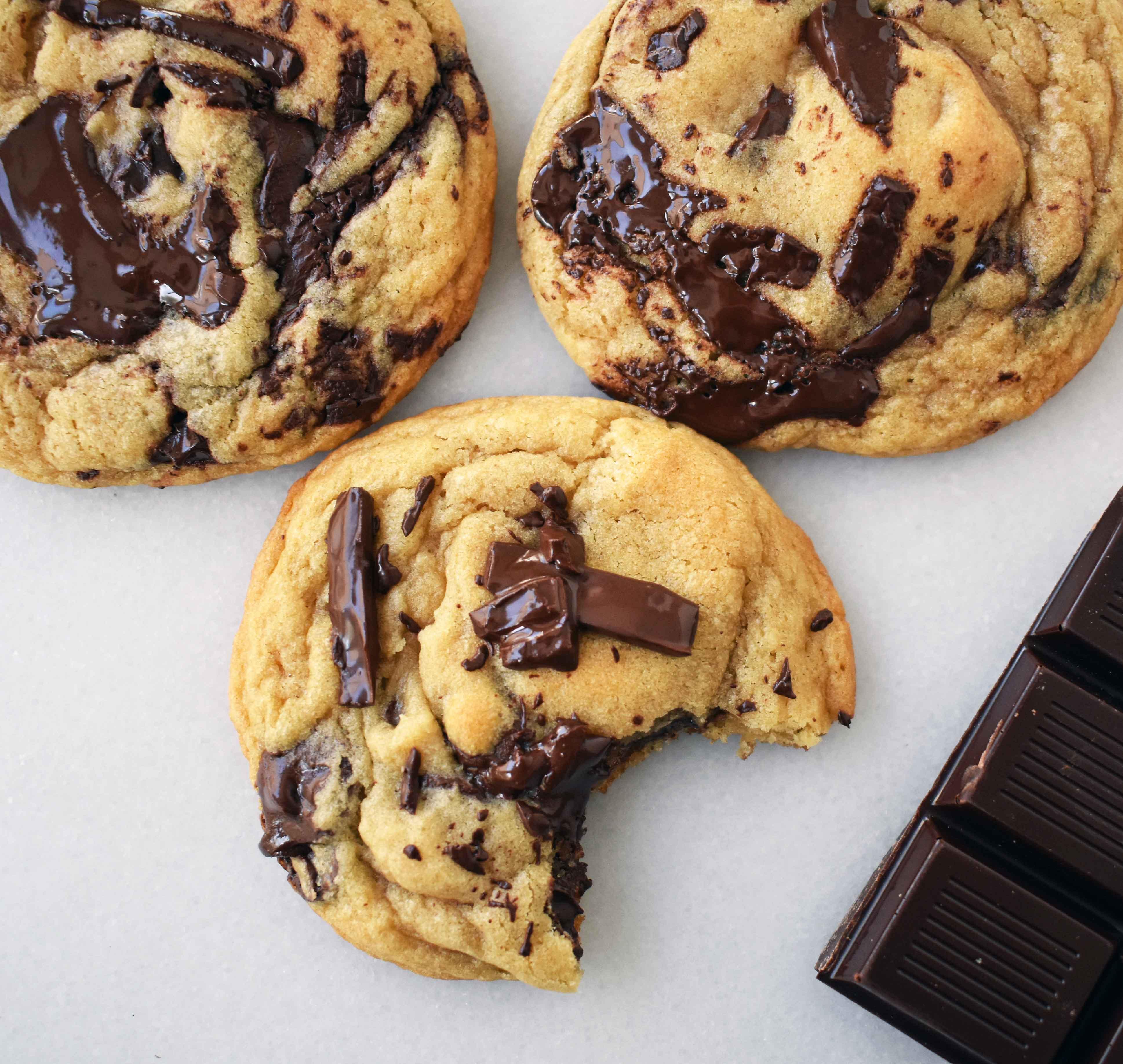 Ultimate Chocolate Chip Cookies  Ultimate Chocolate Chip Cookies – Modern Honey