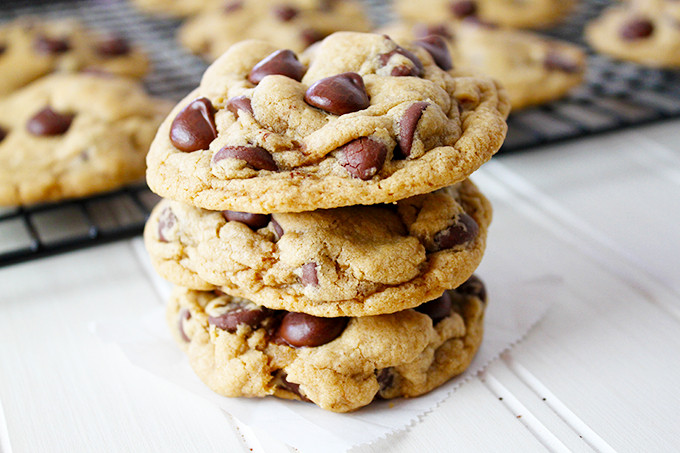 Ultimate Chocolate Chip Cookies  ultimate chocolate chip cookies