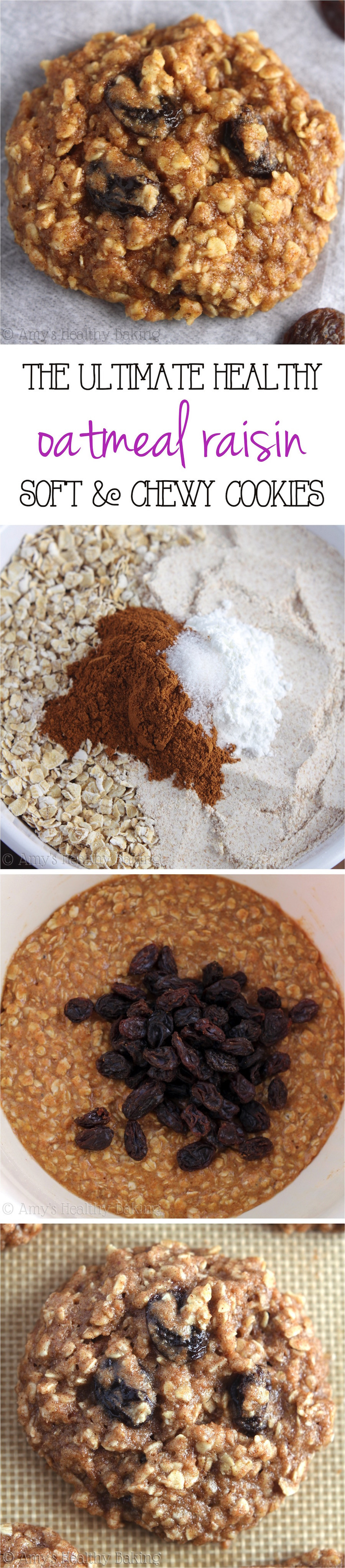 Ultimate Oatmeal Raisin Cookies  ultimate oatmeal cookie recipe