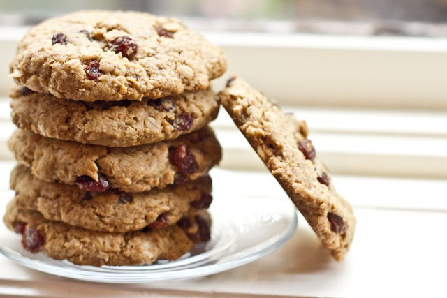 Ultimate Oatmeal Raisin Cookies  The Ultimate Vegan Oatmeal Raisin Cookie — Oh She Glows