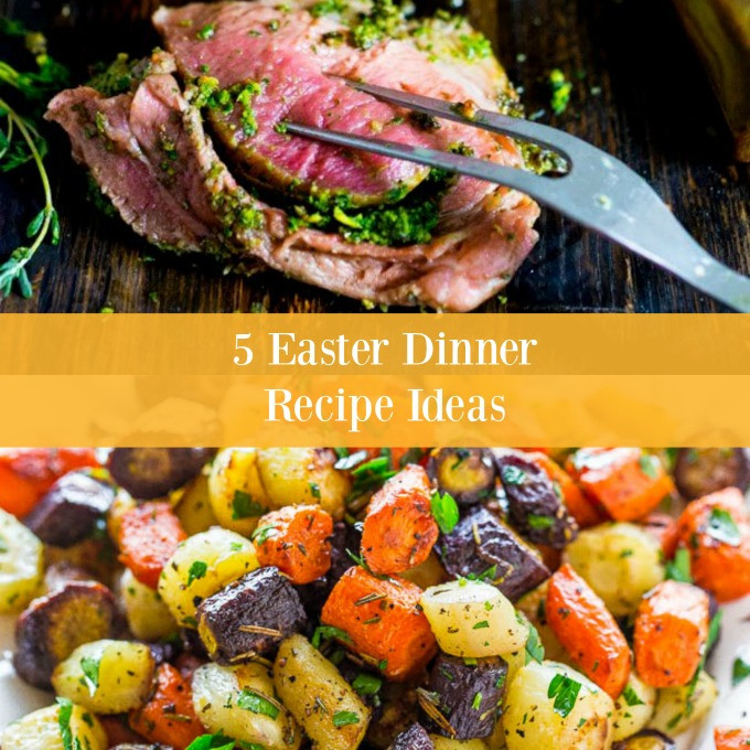 Unique Dinner Ideas  5 Unique Easter Dinner Recipes SoFabFood Holiday