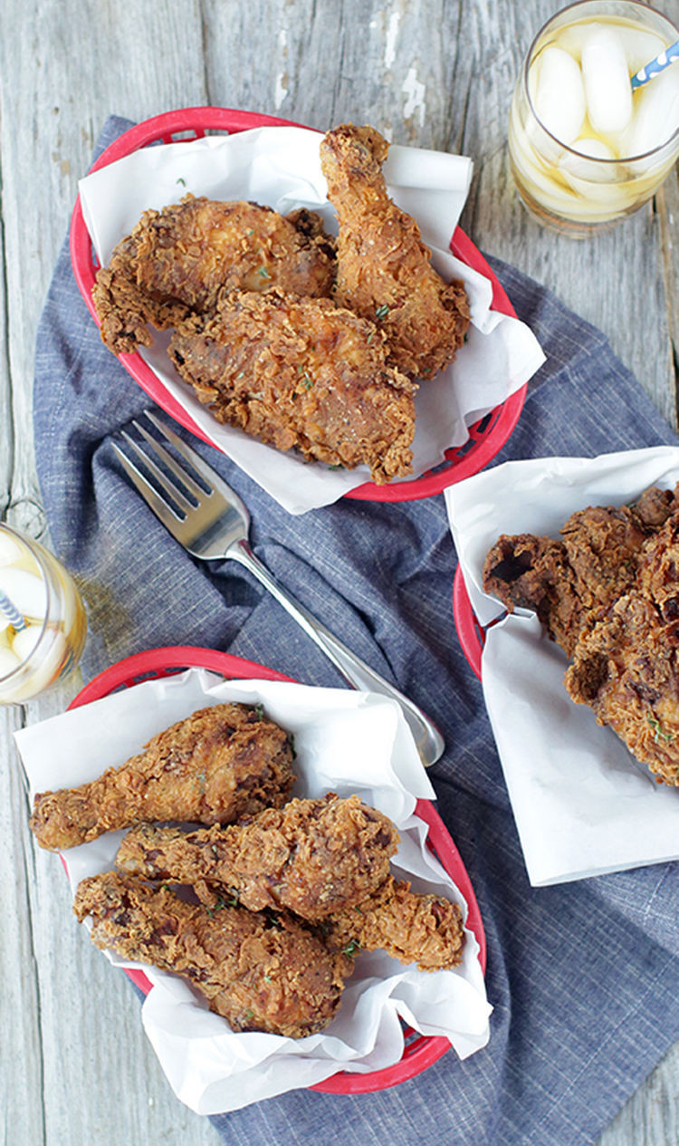 Us Fried Chicken  The Ultimate Southern Fried Chicken Recipe