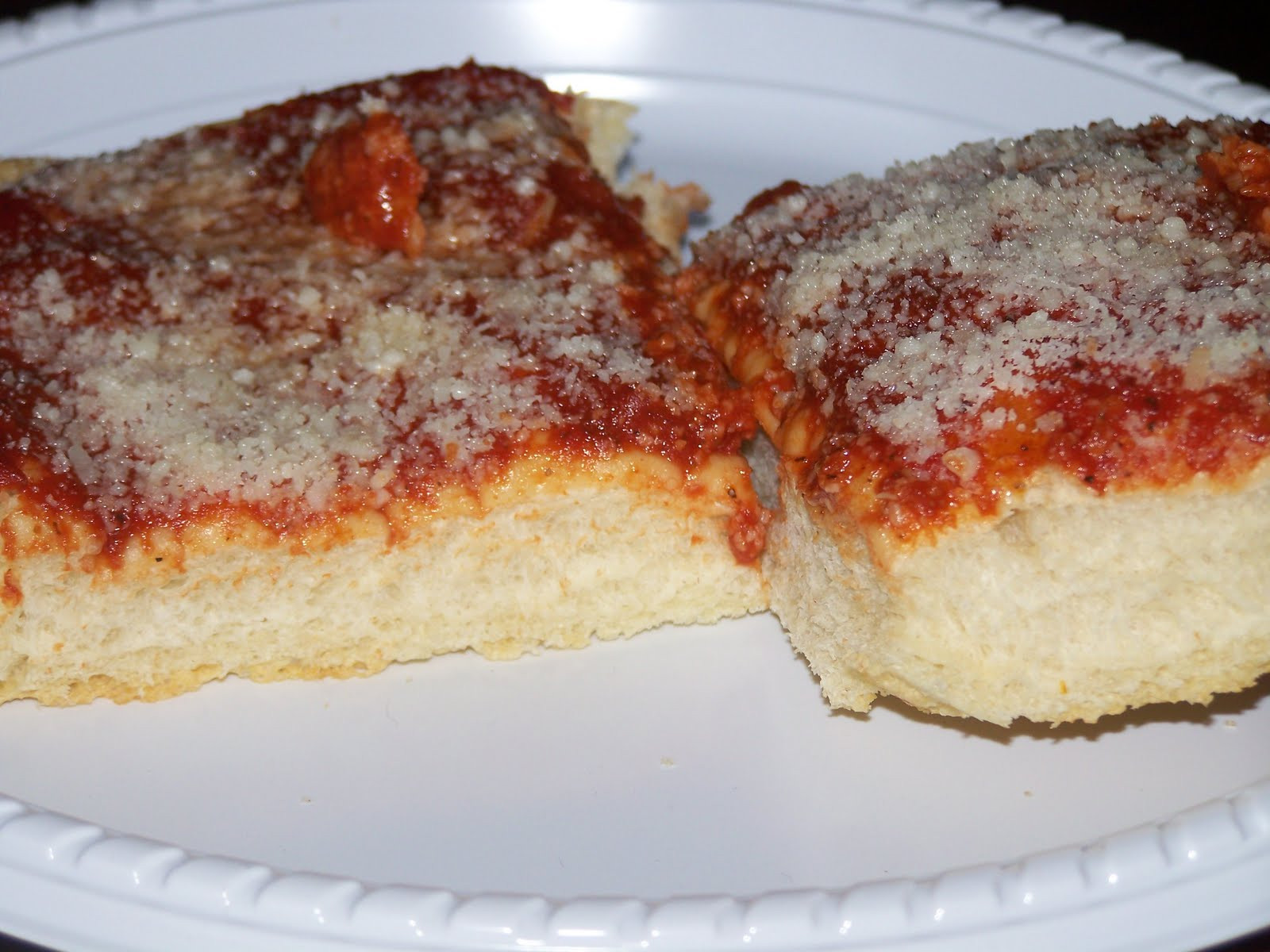 Utica Tomato Pie  Tupper Cooks Authentic Utica Tomato Pie