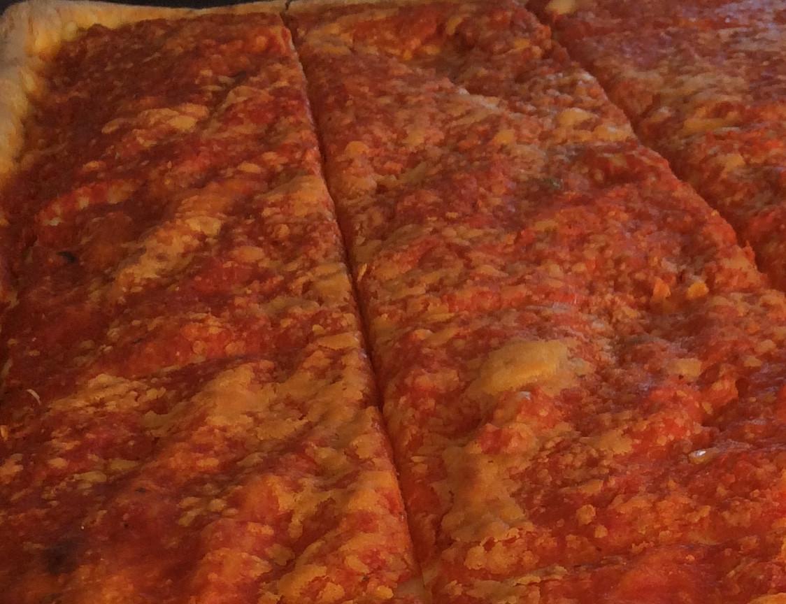 Utica Tomato Pie  It's A Utica Thing