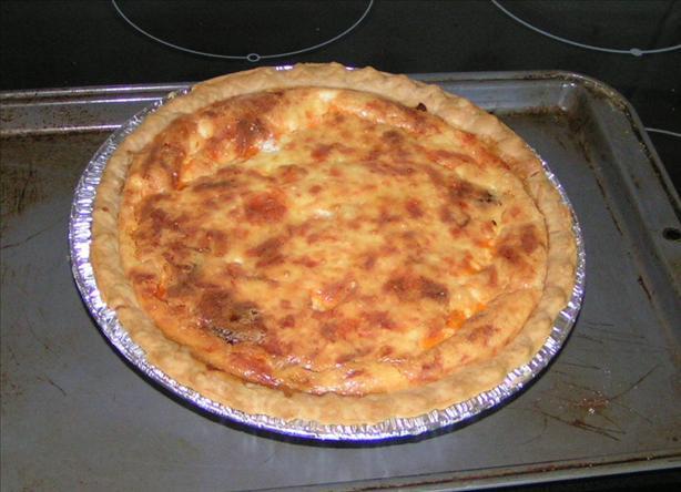 Vadalia Onion Pie  Vidalia ion Pie Recipe Food