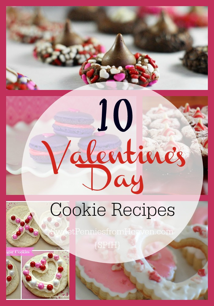 Valentine Day Cookies Recipe  10 Incredible Valentine s Day Cookie Recipes