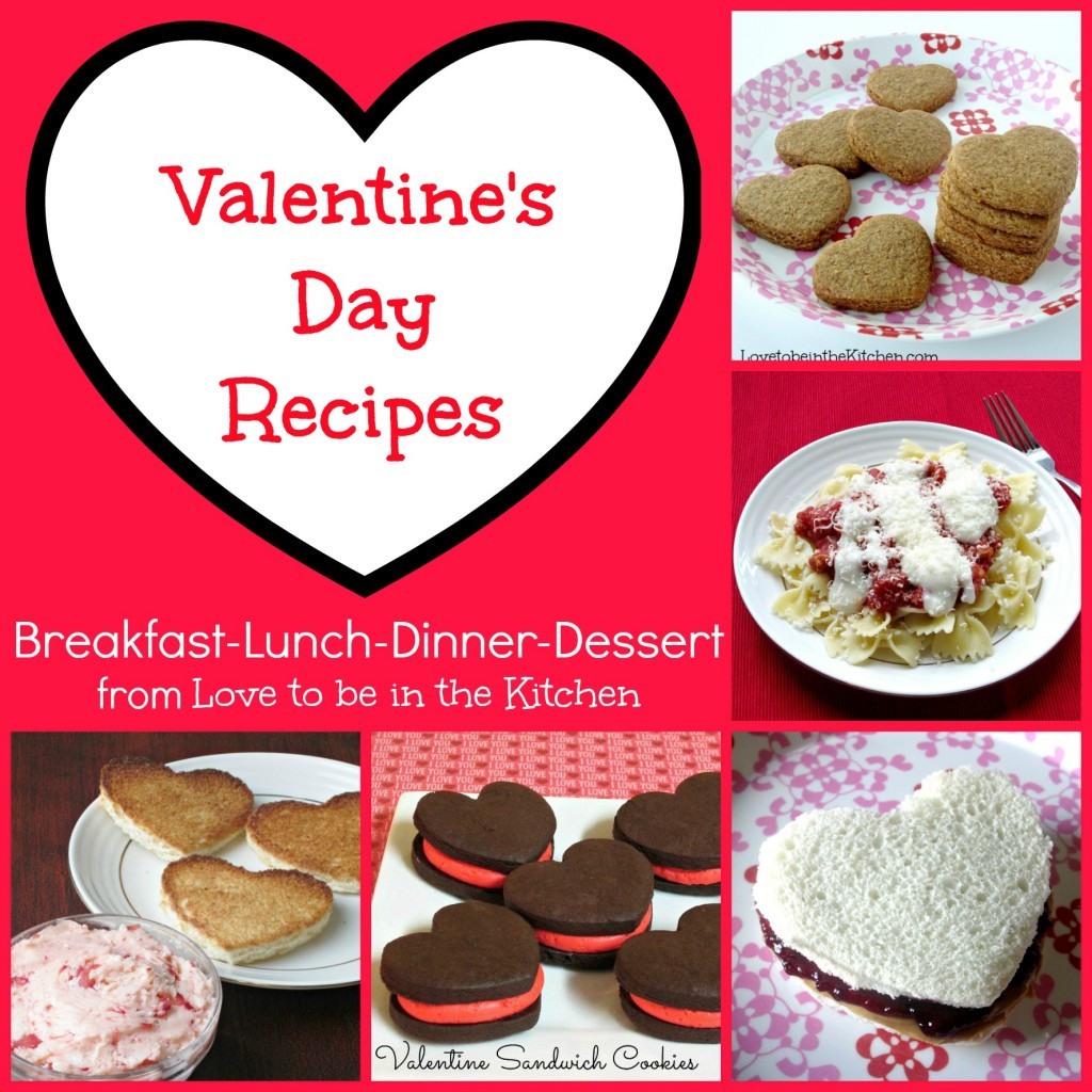Valentine Day Cookies Recipe  Sugar Cookie Dough Hearts Love to be in the Kitchen