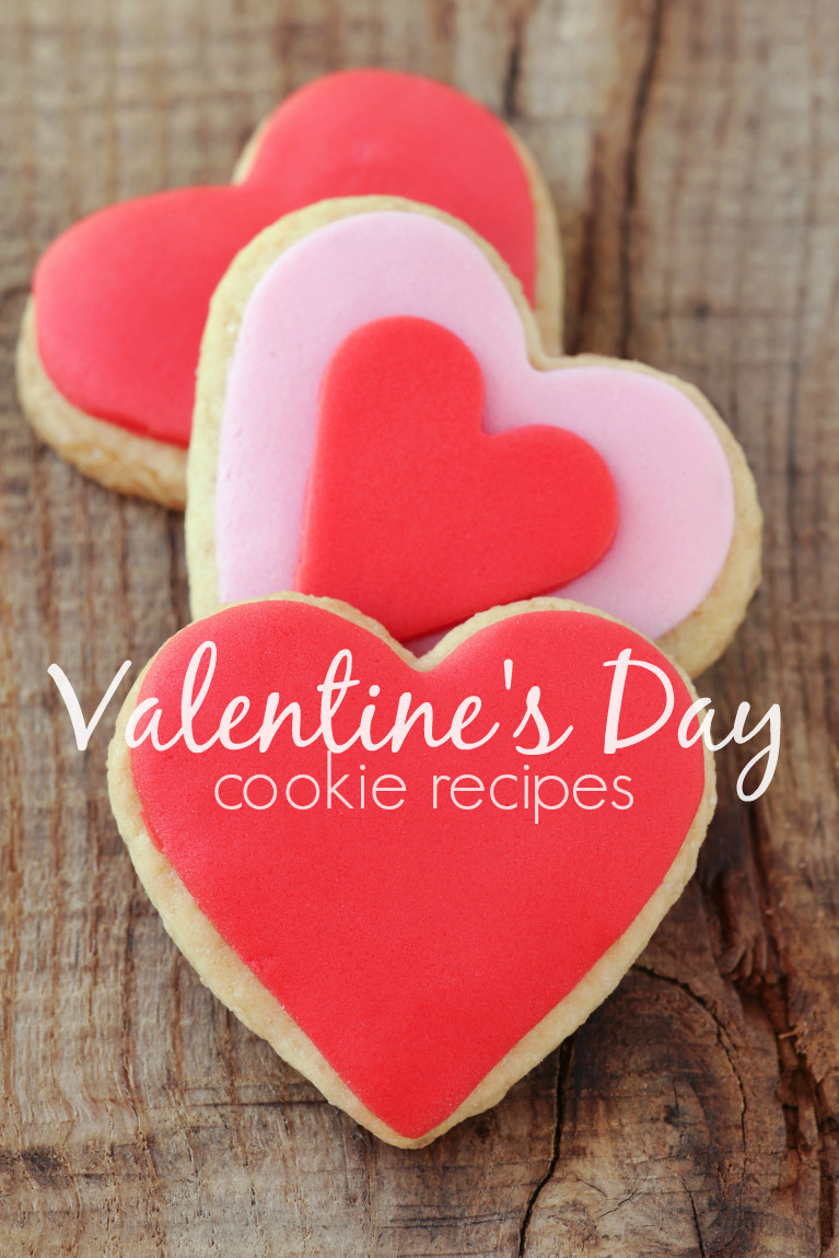 Valentine Day Cookies Recipe  Sweet Valentine's Day Cookie Recipes