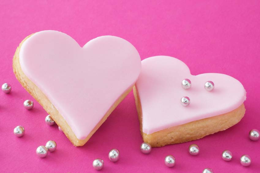 Valentine Day Cookies Recipe  Valentine s Day Cookie Recipes