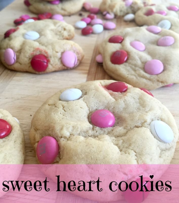 Valentine Day Cookies Recipe  Sweetheart Valentine s Day Sugar Cookies Recipe