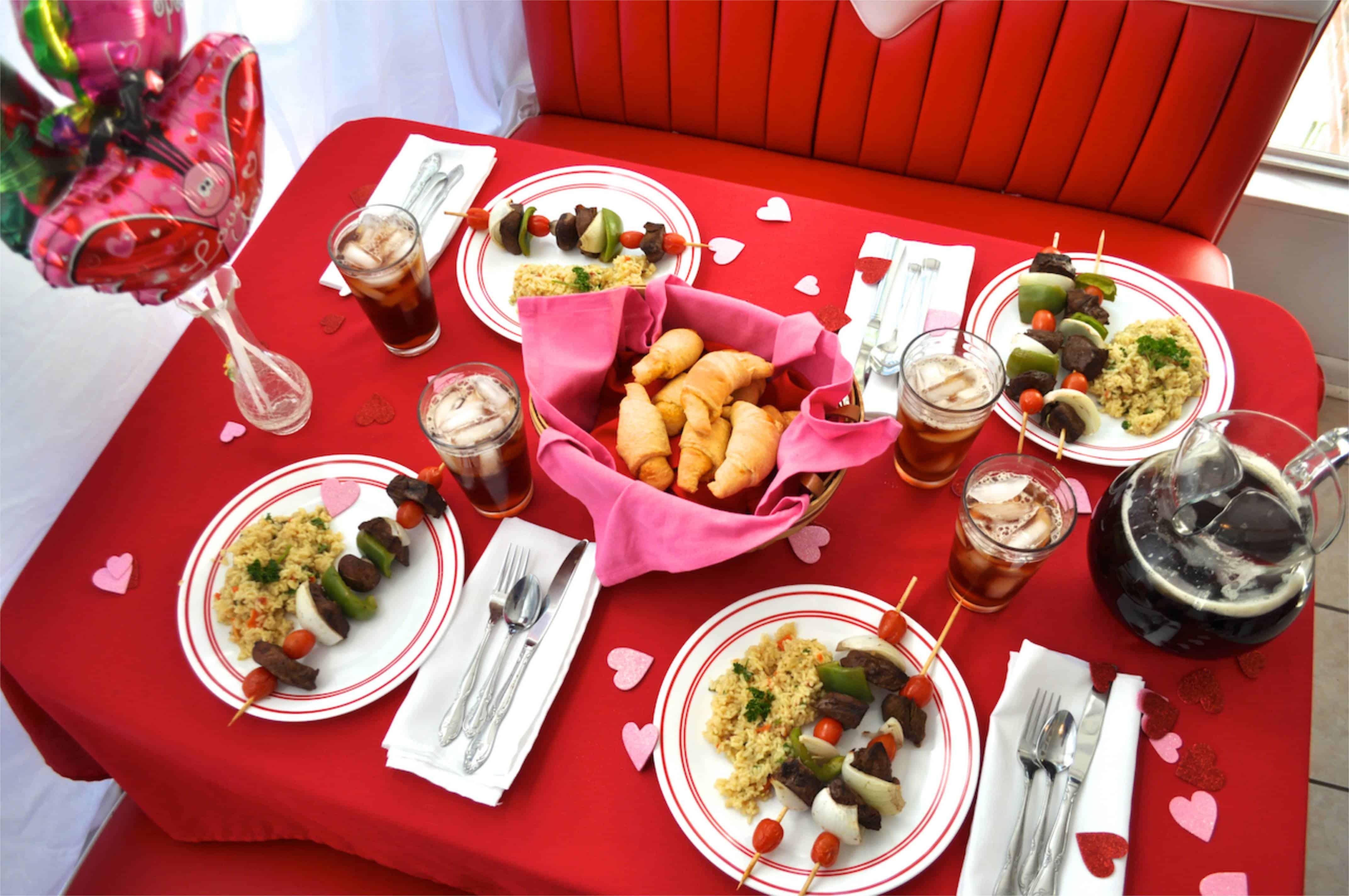 Valentine Dinner Ideas  Valentine's Recipes – make it special make it fun