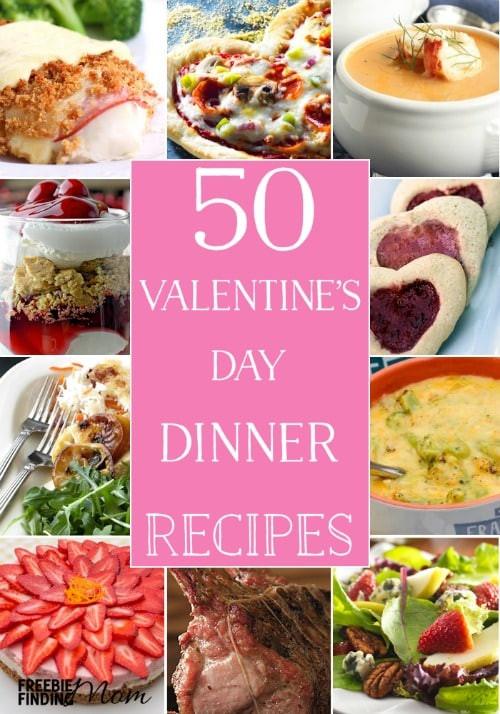 Valentine Dinner Ideas  valentine s day dinner recipes