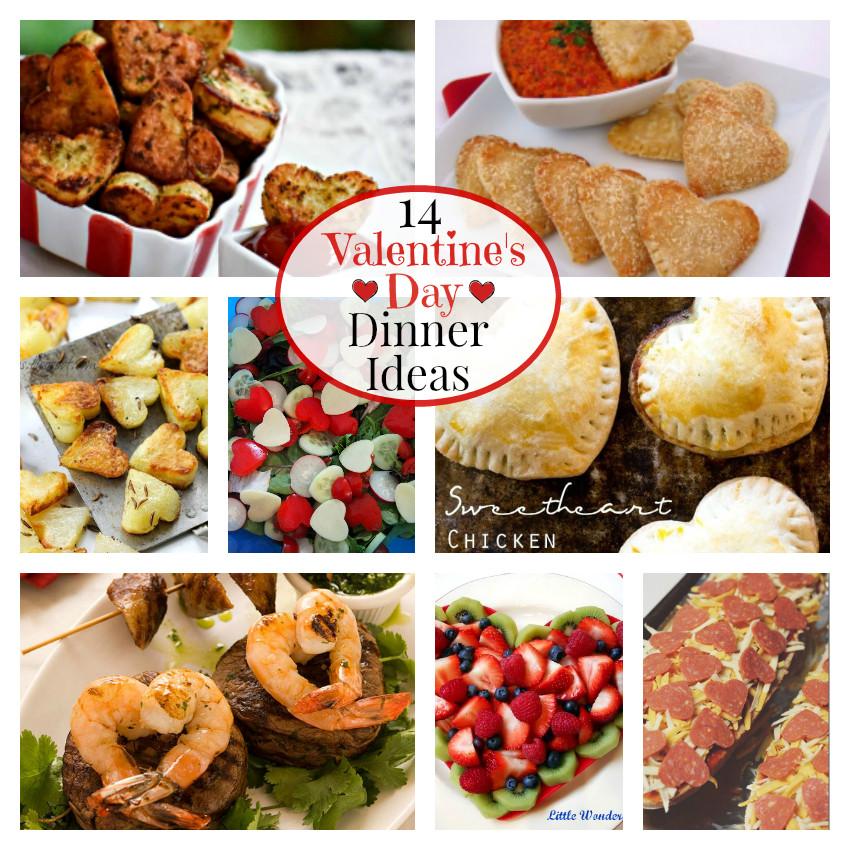 Valentine Dinner Ideas  14 Valentine s Day Dinner Ideas – Fun Squared