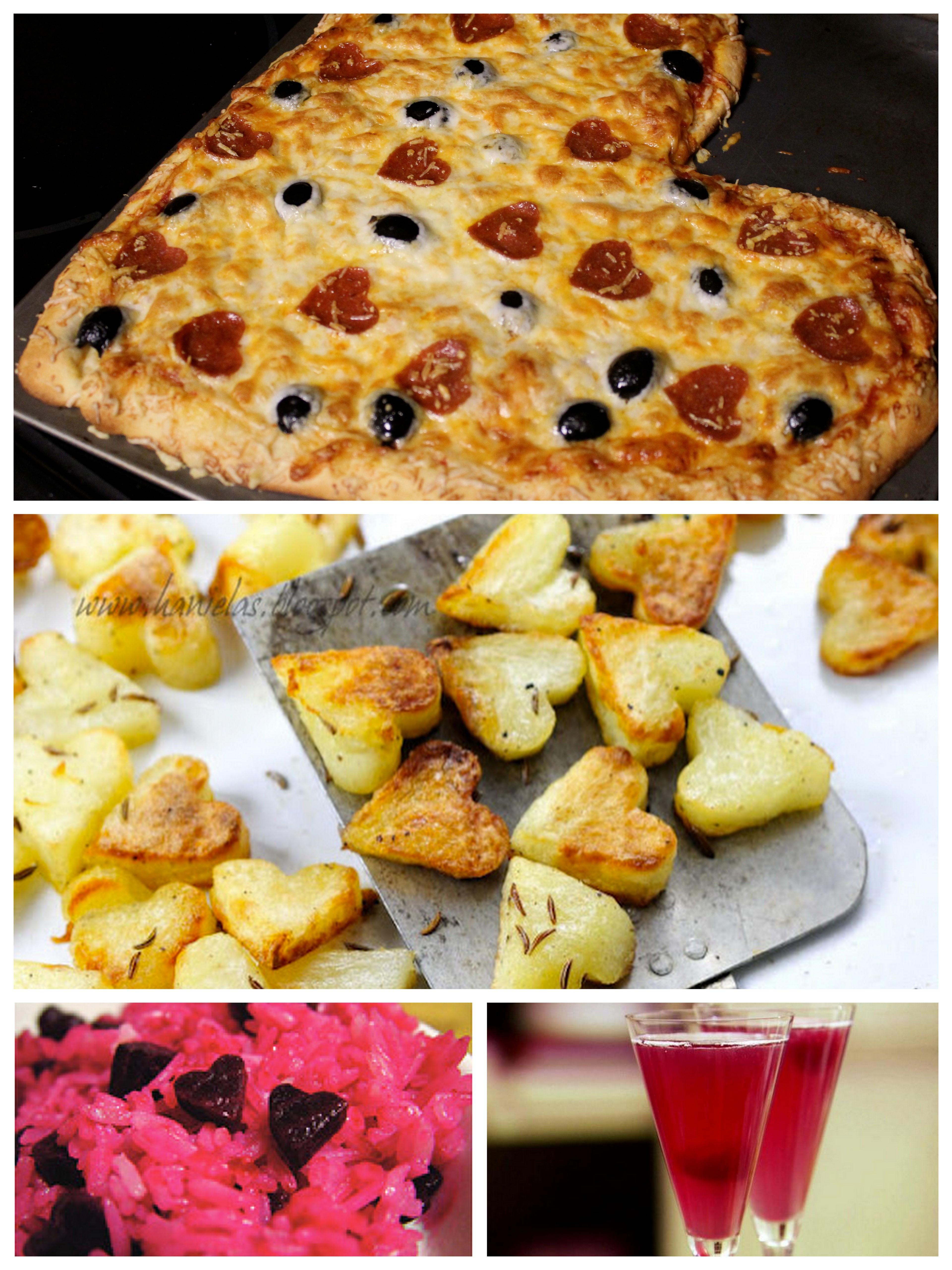 Valentine Dinner Ideas  Valentine's Day Food Ideas