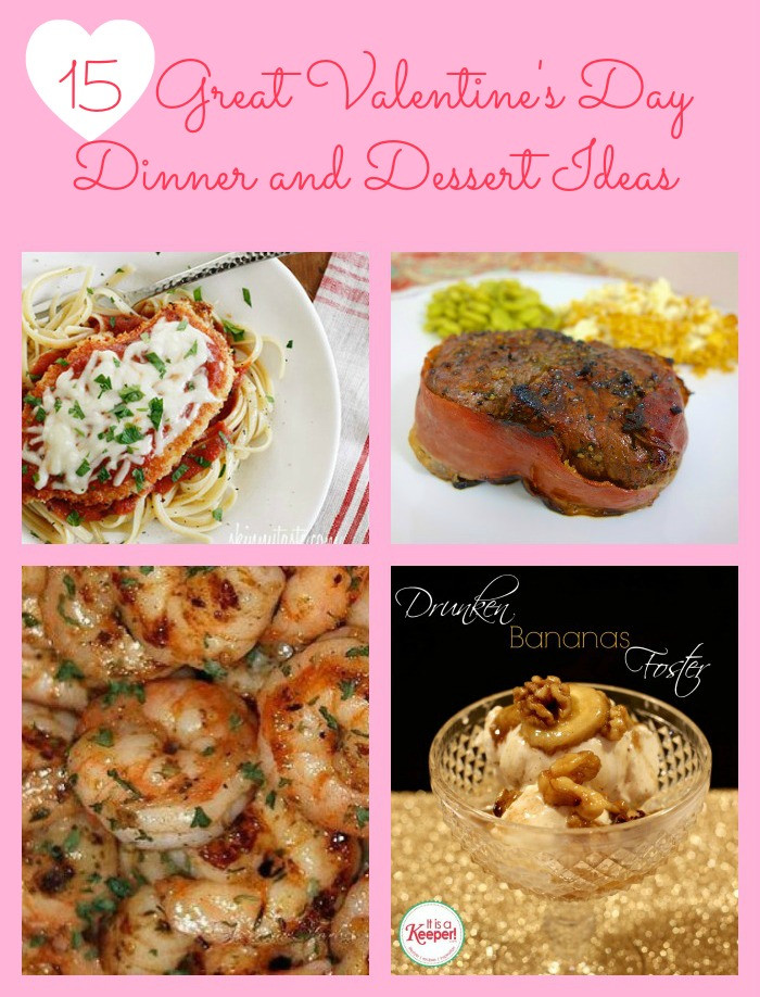 Valentine Dinner Ideas  Valentines Dinner Recipes Perfect for a night at home