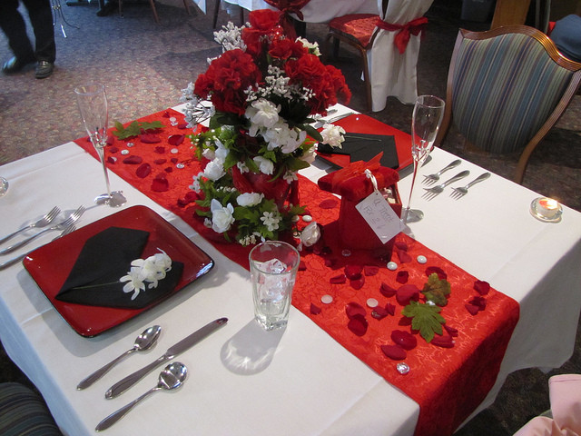 Valentine'S Day Dinner 2020  $10 Table Settings Valentine 039 s Day Flickr