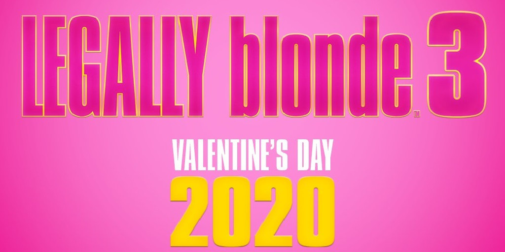 Valentine'S Day Dinner 2020  Reese Witherspoon s Legally Blonde 3 s Valentine s Day