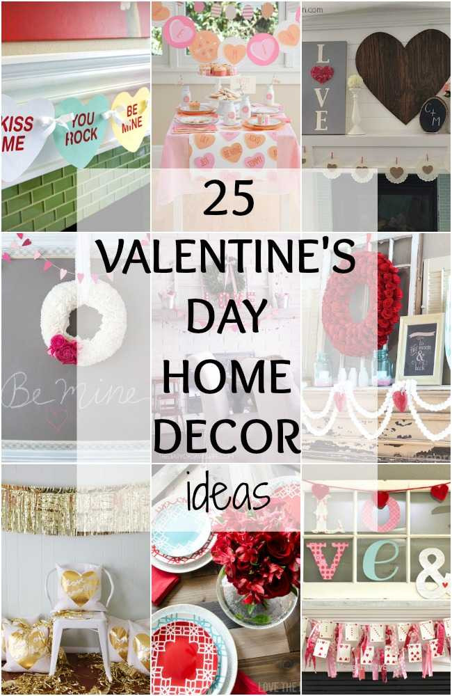 Valentine'S Day Dinner 2020  Valentine s Day Home Decor Ideas 25 BEST Ideas us207