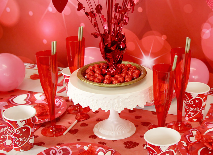 Valentine'S Day Dinner 2020  55 Valentine Day Table Settings Cute Valentine 039 s Day