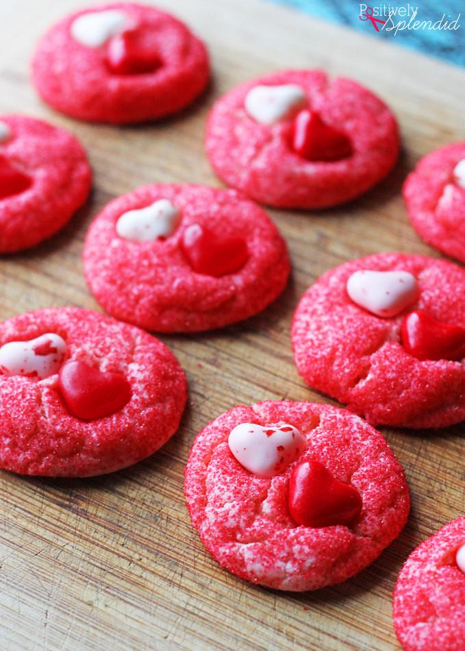 Valentines Day Cookies  Valentine s Day Cookie Recipe