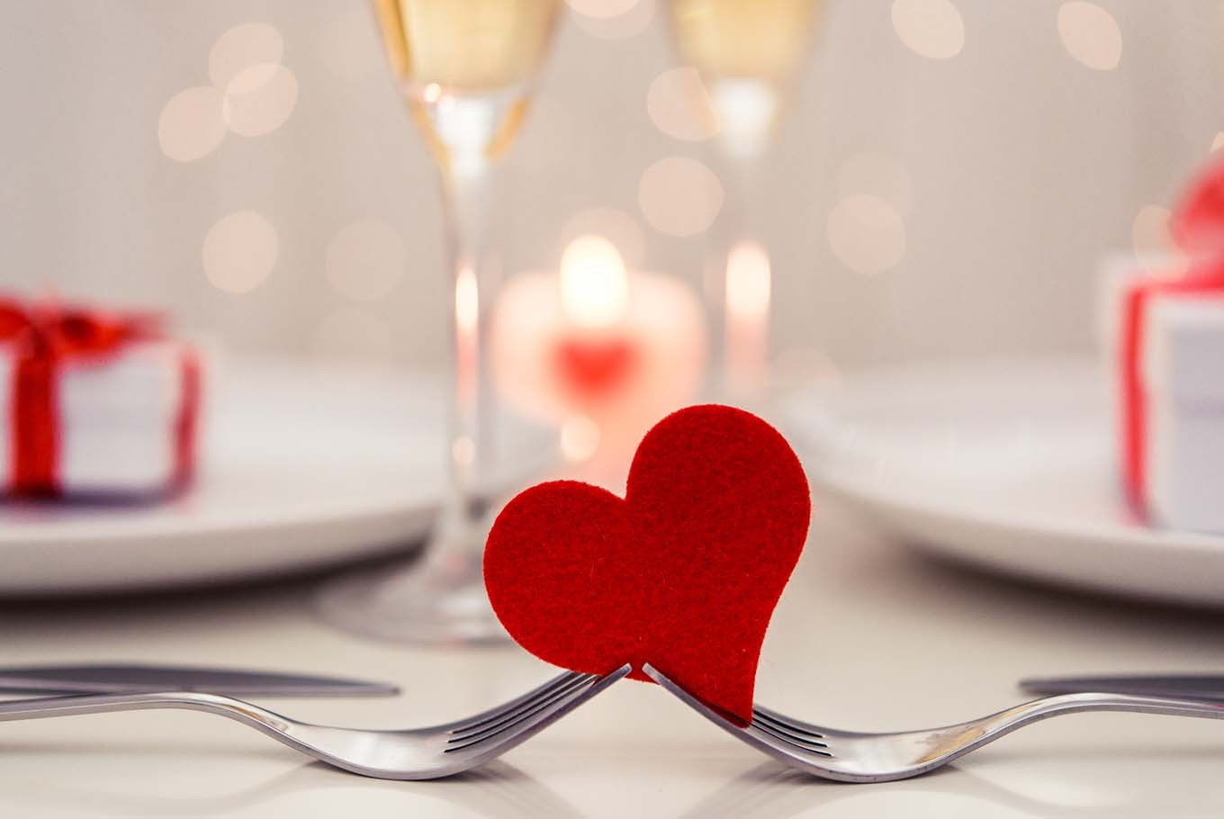 Valentines Day Dinner  Planning a romantic dinner on Valentine's Food The