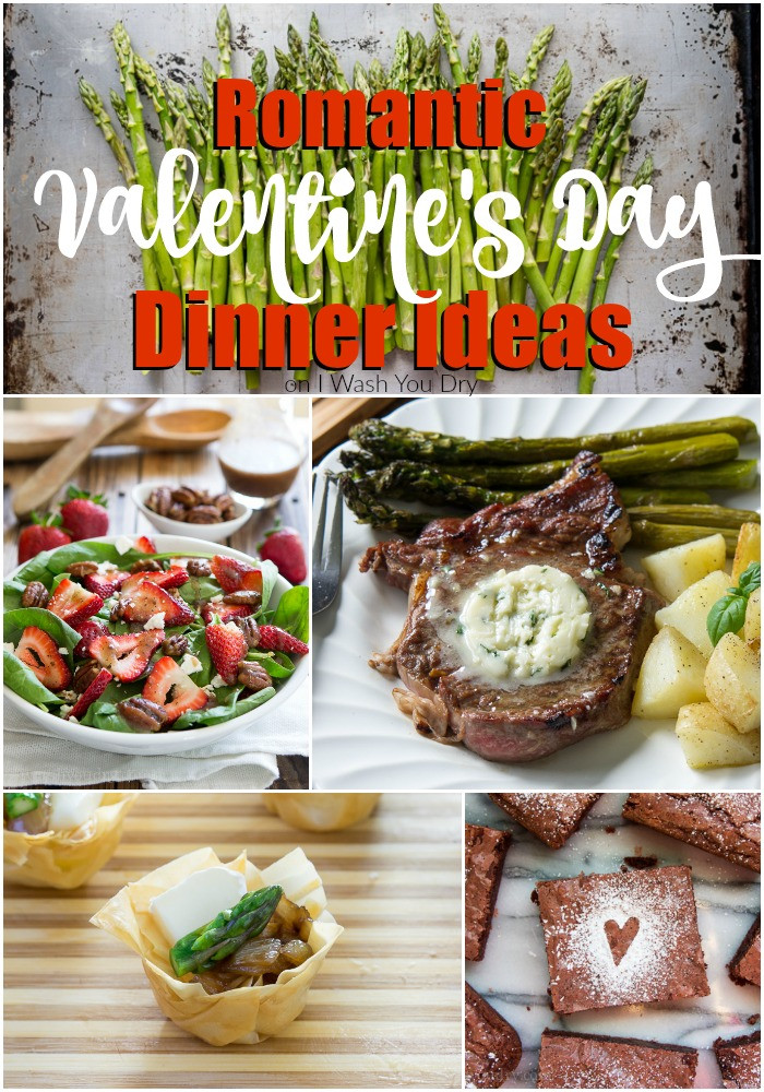Valentines Day Dinner  Romantic Dinner Ideas for Valentine s Day