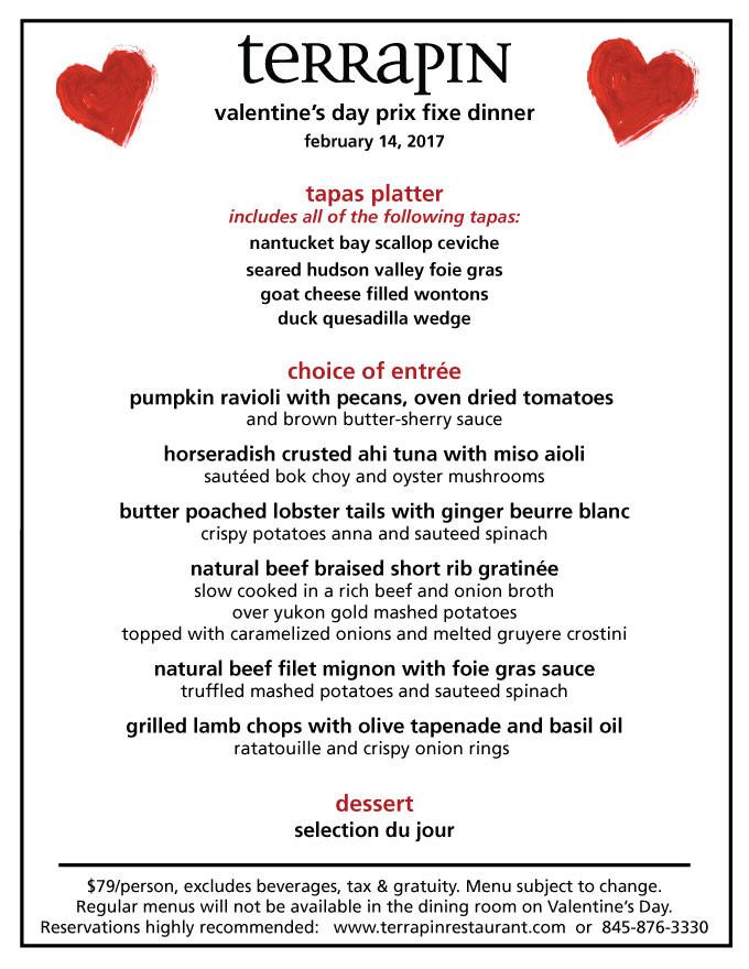 Valentines Dinner 2017  Valentine s Day Round up of Romance