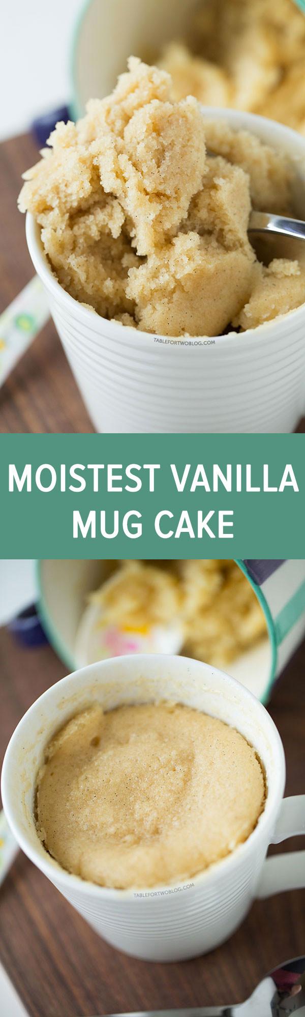 Vanilla Cake In A Mug  1000 images about Skinny Mug Cakes on Pinterest