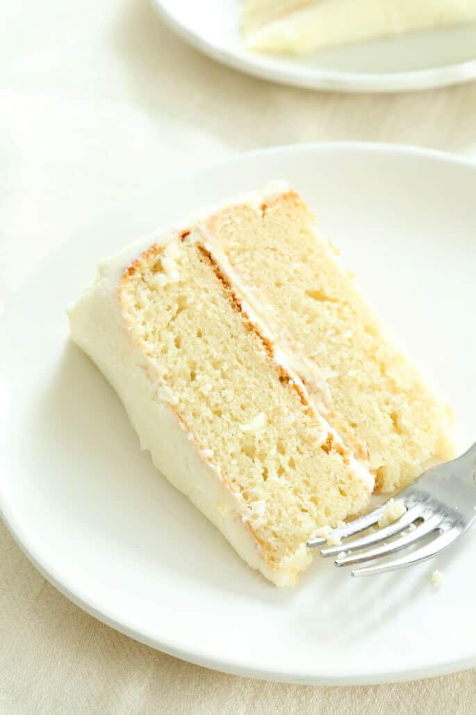 Vanilla Cake Recipe  The Very Best Gluten Free Vanilla Cake Recipe ⋆ Great