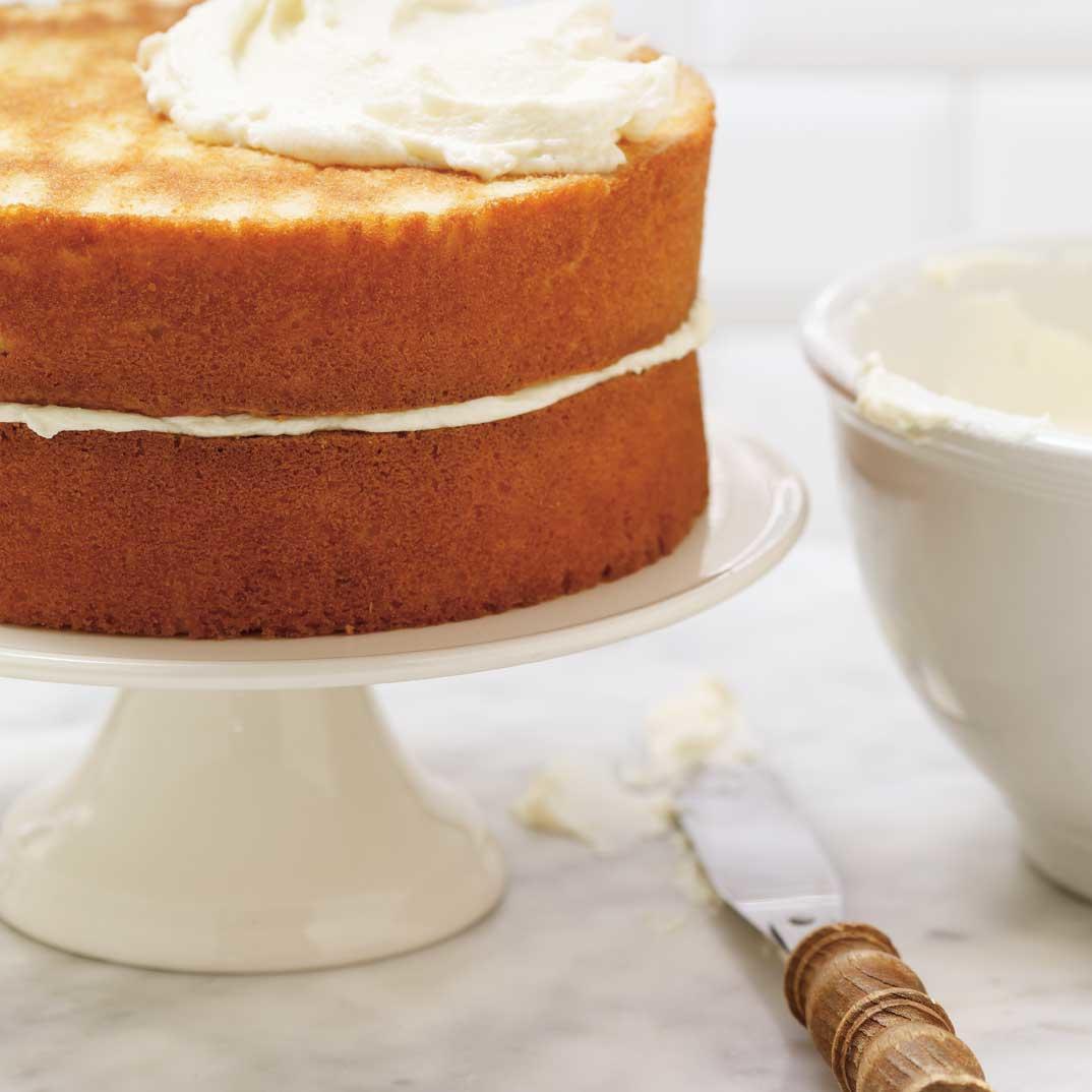 Vanilla Cake Recipe With Oil  vanilla cake recipe with oil instead of butter
