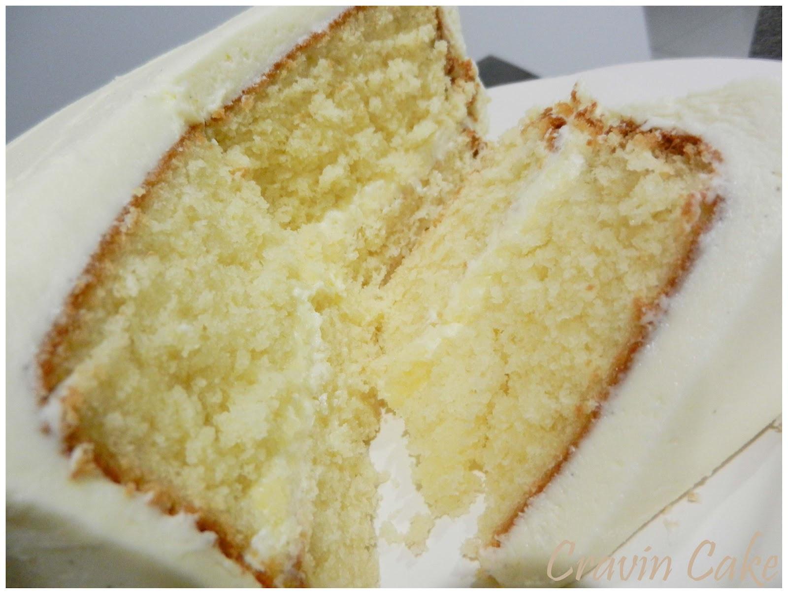 Vanilla Cake Recipe With Oil  Cravin Cake Moist and Delicious Vanilla Layer Cake