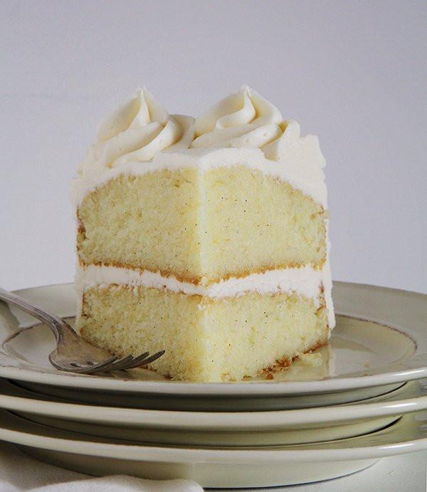 Vanilla Cake Recipe With Oil  Ultimate Vanilla Cake Recipe
