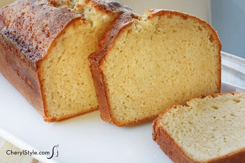 Vanilla Pound Cake Recipe  The gallery for Vanilla Pound Cake Recipe