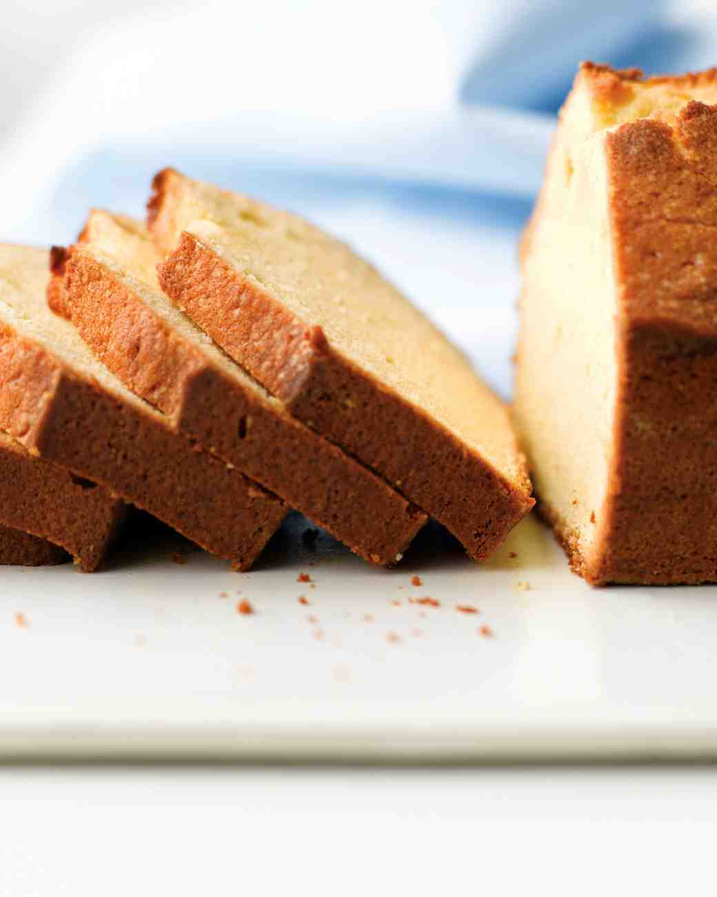 Vanilla Pound Cake Recipe  U S President s Favorite Desserts Archives Behind The