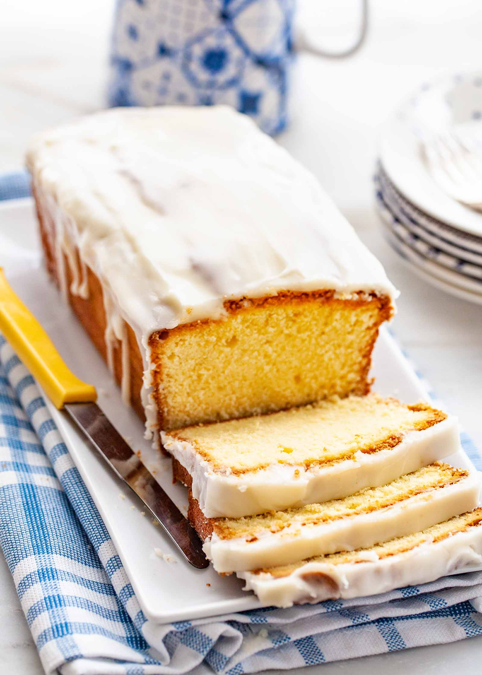 Vanilla Pound Cake Recipe  Vanilla Pound Cake Recipe