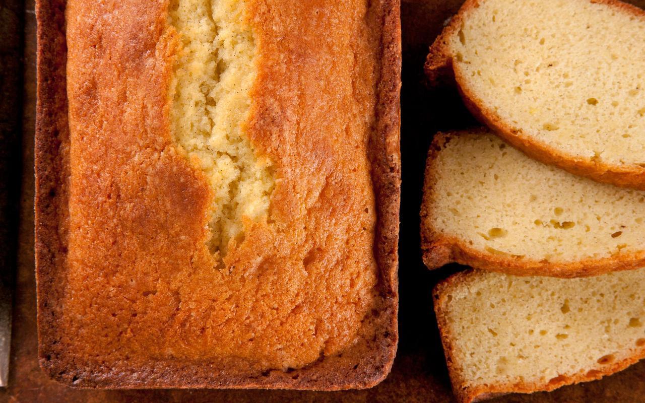 Vanilla Pound Cake Recipe  Vanilla Bean Pound Cake Recipe Chowhound