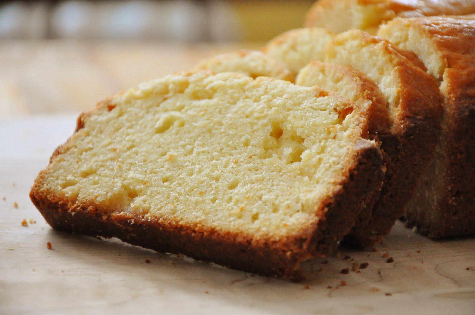 Vanilla Pound Cake Recipe  Honey Vanilla Pound Cake — Living Lou