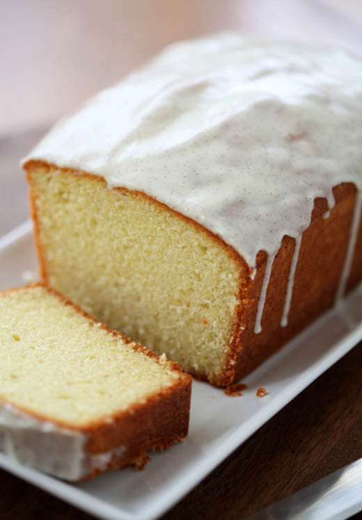 Vanilla Pound Cake Recipe  Vanilla Bean Pound Cake ZoëBakes
