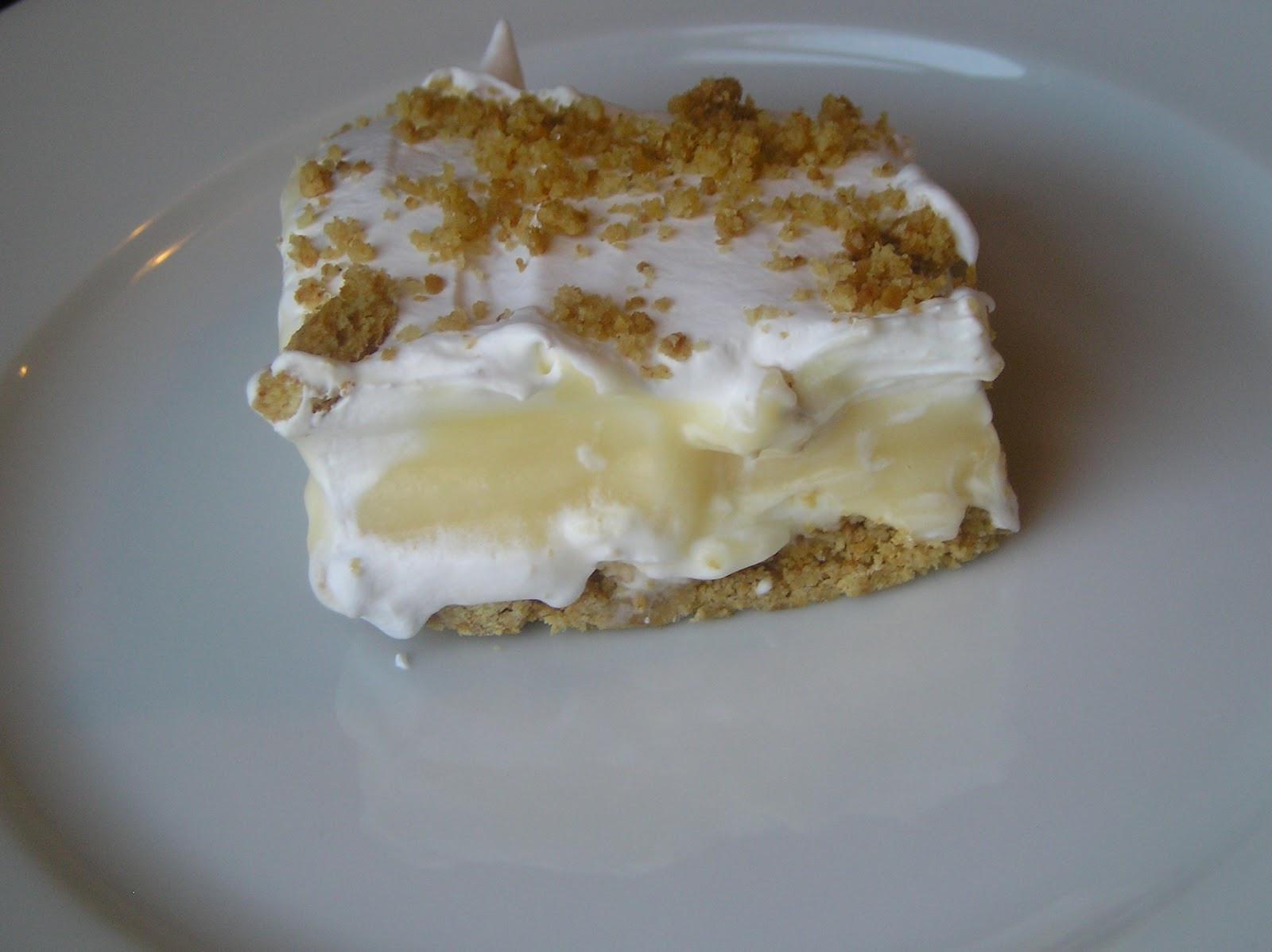 Vanilla Pudding Dessert  Cool and Creamy Layered Pudding Dessert Edesia s Notebook