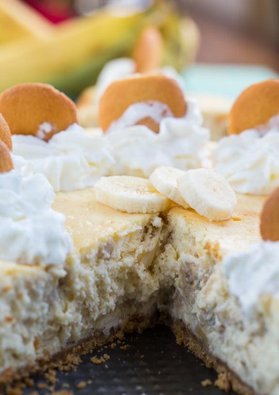 Vanilla Wafer Dessert  Banana Pudding Cheesecake Spicy Southern Kitchen