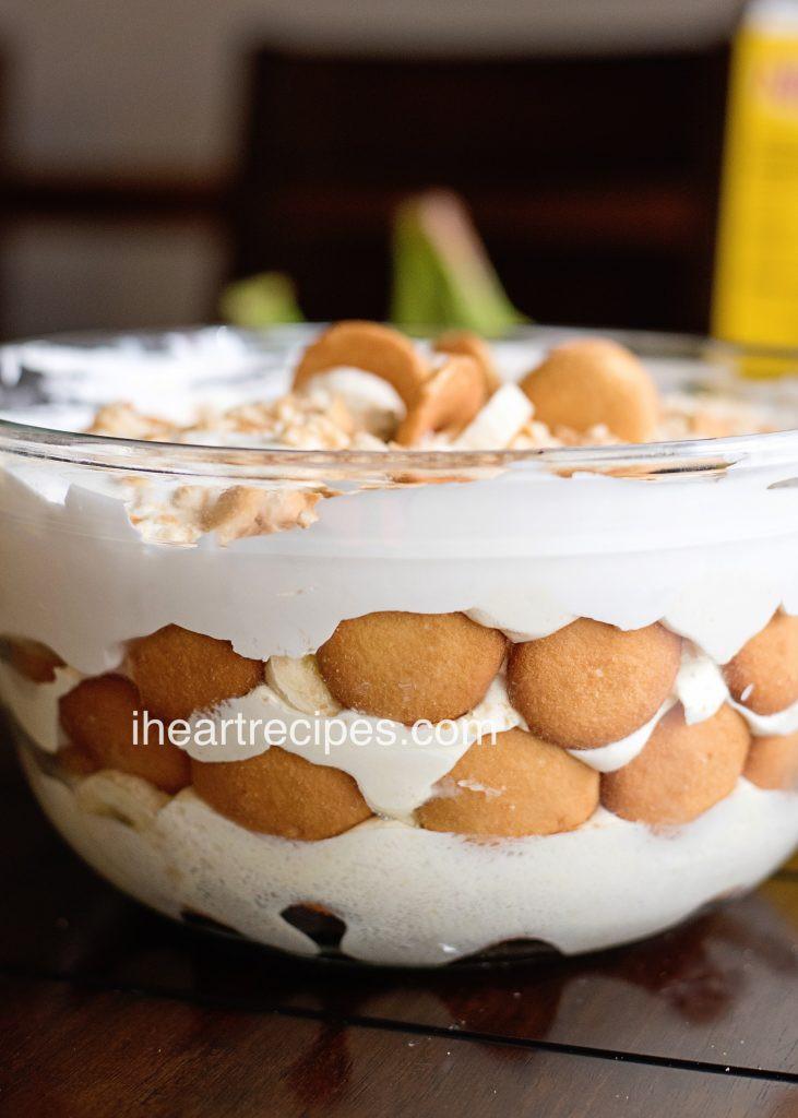 Vanilla Wafer Dessert  Vanilla Wafer Banana Pudding