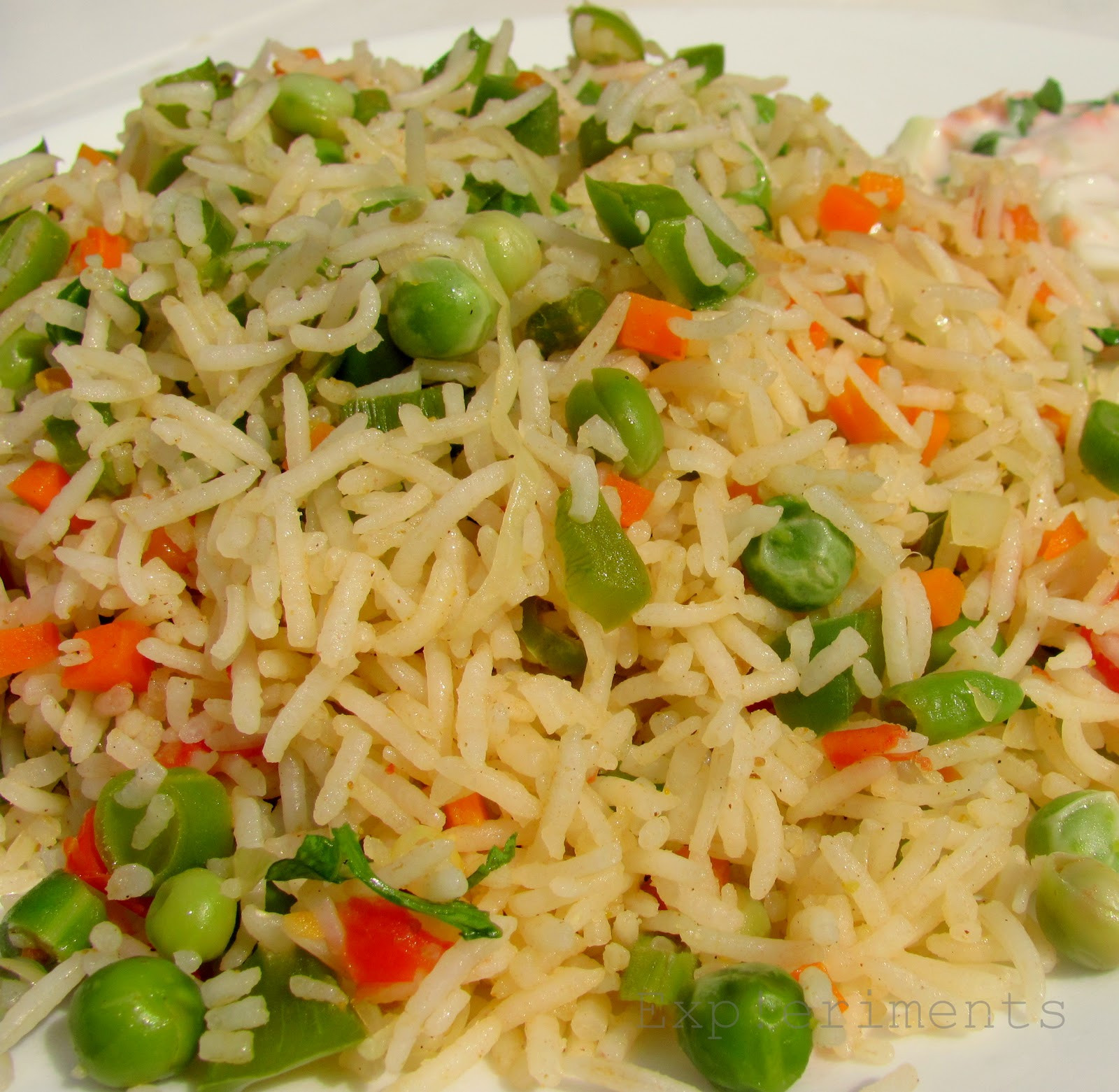 Veg Fried Rice  Flavours Magic Ve able Fried Rice