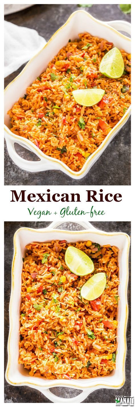 Veg Mexican Rice  Best 25 Taco side dishes ideas on Pinterest